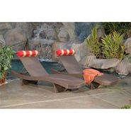 RST Outdoor Cantina Wave Chaise Lounger and Bolster Pillow Set (2 Pack) at Kmart.com