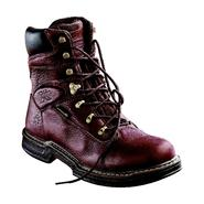 "Wolverine Men's Work Boot 6"" MultiShox Buccaneer Waterproof Steel Toe - Brown at Sears.com"