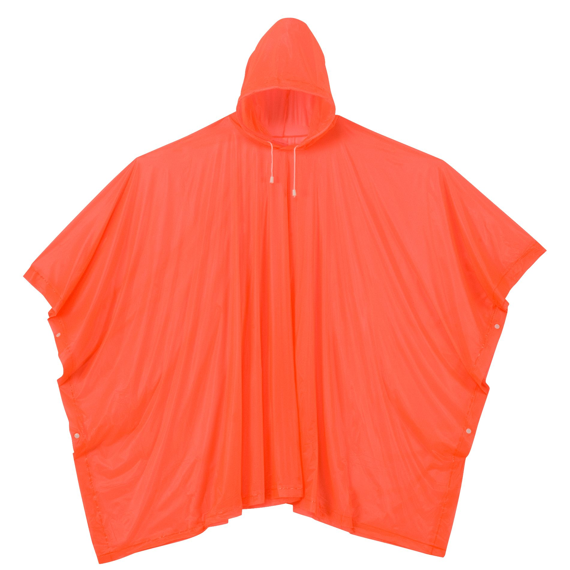 Northwest Territory PVC Poncho Orange at Kmart.com