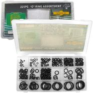 Trademark Tools O Ring Assortment Set - 225 Quality O-Rings Orings at Kmart.com