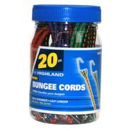 Mini Bungee Cords in Jar 20 Piece Set at Kmart.com