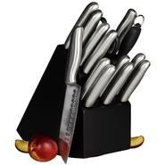 Basic Essentials 15 pc. Cutlery Center at Sears.com