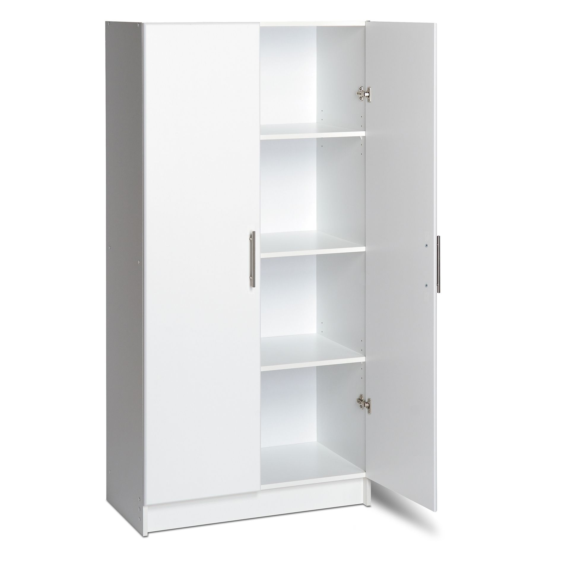 Elite White 32in. Storage Cabinet