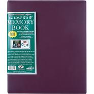 "Pioneer BORDEAUX  -MEMORY BOOK 12""X15"" at Kmart.com"