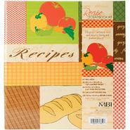 MBI 5X7 CARDS -RECIPE SCRAPBOOK KIT at Kmart.com