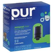 Pur Replacement Filters, Mineral Clear, Faucet Refill, 2 filters at Kmart.com