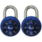 Master Lock Combination Lock - 2 Pack