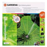 Gardena Aqua Contour automatic large sprinkler at Sears.com