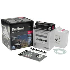 DieHard PowerSport Battery - Group Size 14A-A2 (Price with Exchange) at Kmart.com