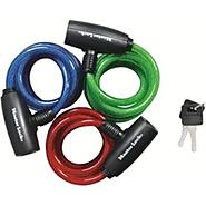 Master Lock Cable Bike Lock, Blue, Green and Red, 3-Pack at Sears.com