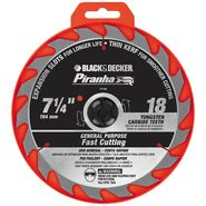 Black & Decker 18 Tooth Tungsten Carbide Tipped Blade at Sears.com