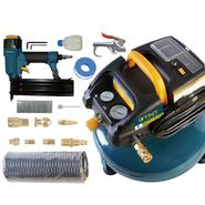 TNT 3 gal. Air Compressor with 2 in. Brad Nailer and 10 pc. Accessory Kit at Kmart.com