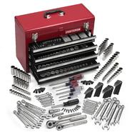 Craftsman 283 pc. Mechanics Tool Set With Tool Box at Craftsman.com
