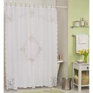 Essential Home Shower Curtain Camelot Fabric at Kmart.com