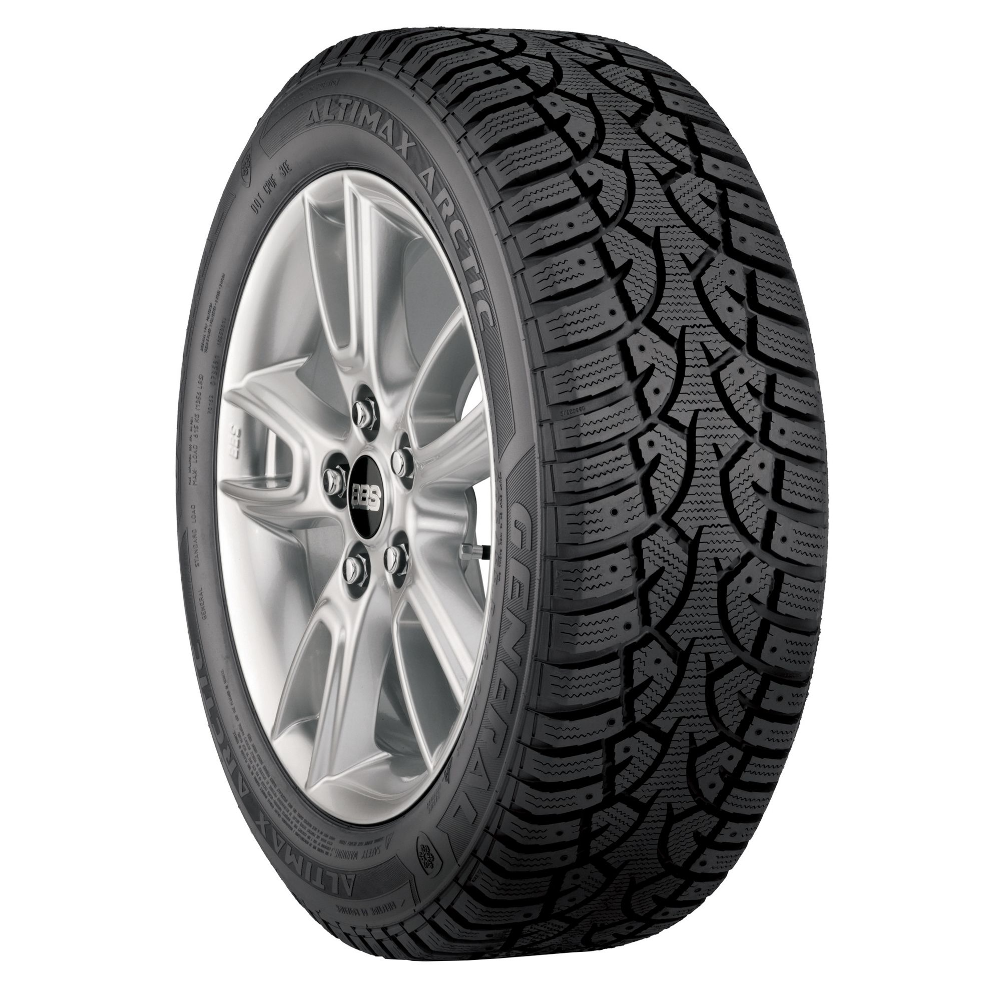 General Tire Altimax Arctic - 265/70R17 115Q BSW - Winter Tire 265-70-17