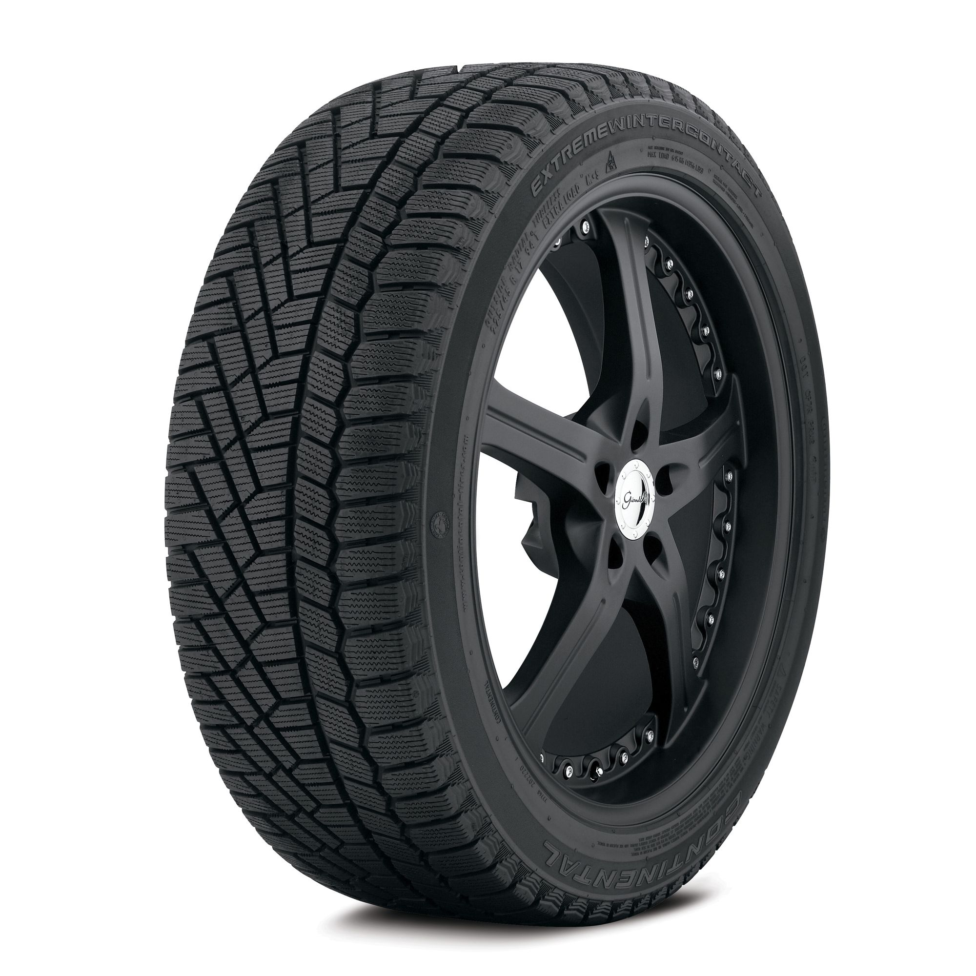 Continental Extreme Winter Contact - 265/65R17 112Q BSW - Winter Tire