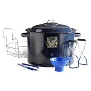 Ball Canning Kit with 21 Quart Waterbath Canner And Accessories at Kmart.com