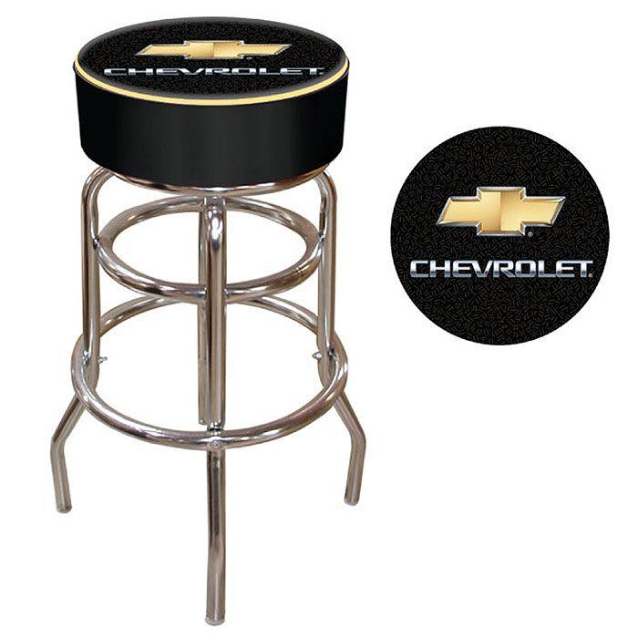 Trademark Chevy Padded Bar Stool