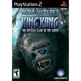 PS2,King Kong  (Street Dated 11-22-05) at mygofer.com