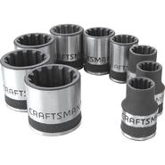 Craftsman 9-piece Inch Universal Socket Accessory Set at Craftsman.com