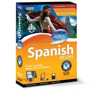 Individual Software PC, Learn To Speak Spanish Deluxe 10.0 at Kmart.com