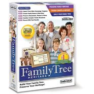 Individual Software PC, Family Tree Heritage Deluxe 7 at Kmart.com