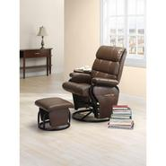 Essential Home Metal Glider With Ottoman at Kmart.com