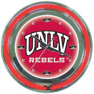 Trademark University of Nevada Las Vegas Neon Clock - 14 inch at Kmart.com