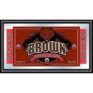 Trademark Brown University Logo and Mascot Framed Mirror at Kmart.com
