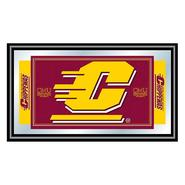 Trademark Central Michigan University Logo and Mascot Framed Mirror at Kmart.com