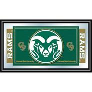 Trademark Colorado State University Logo and Mascot Framed Mirror at Kmart.com