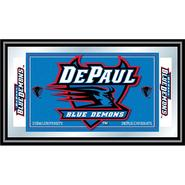 Trademark DePaul University Logo and Mascot Framed Mirror at Kmart.com