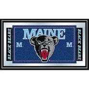 Trademark University of Maine Logo and Mascot Framed Mirror at Kmart.com