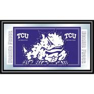 Trademark Texas Christian University Logo and Mascot Framed Mirror at Kmart.com