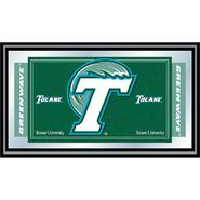 Trademark Tulane University Logo and Mascot Framed Mirror at Kmart.com
