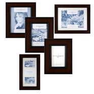 Jaclyn Smith Vic Picture Frame Collection, Smoked Cognac at Kmart.com