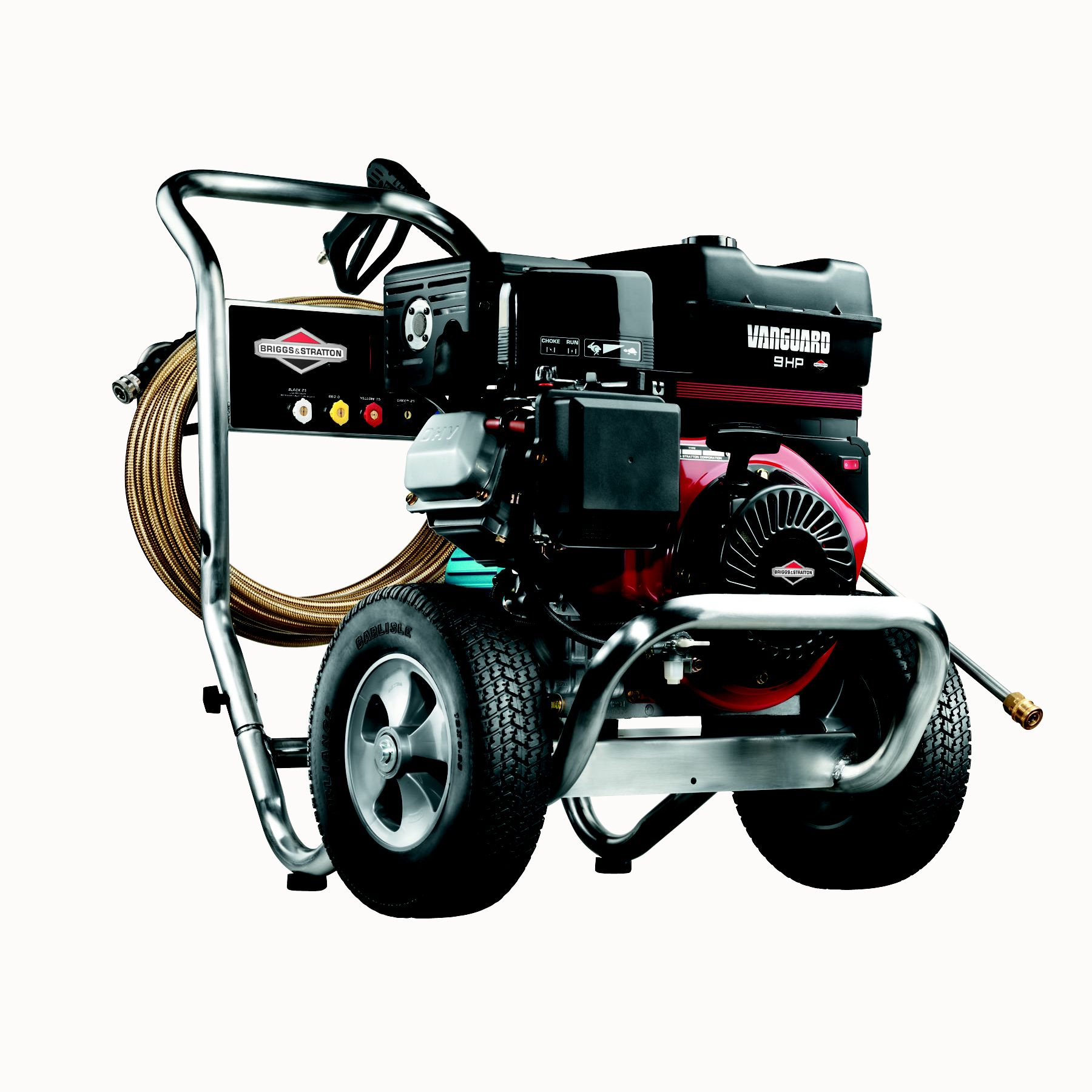 3700 PSI , 4.2 GPM Gas Pressure Washer