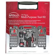 Apollo 79 PIECE MULTI-PURPOSE TOOL KIT at Sears.com