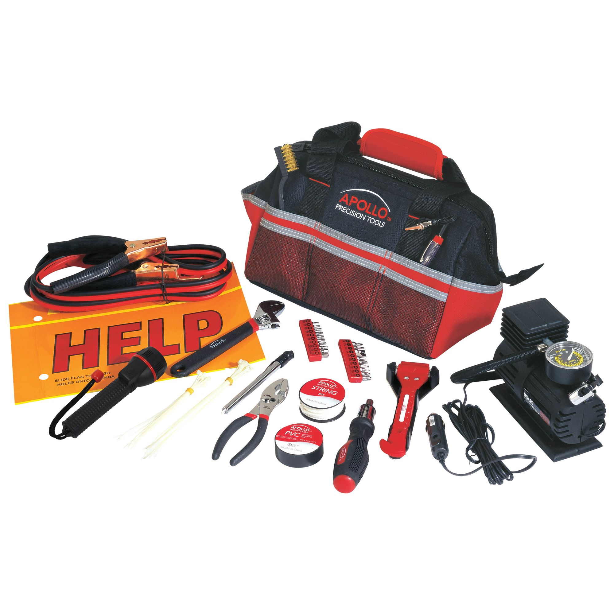Apollo  53 Emergency Roadside Tool Kit