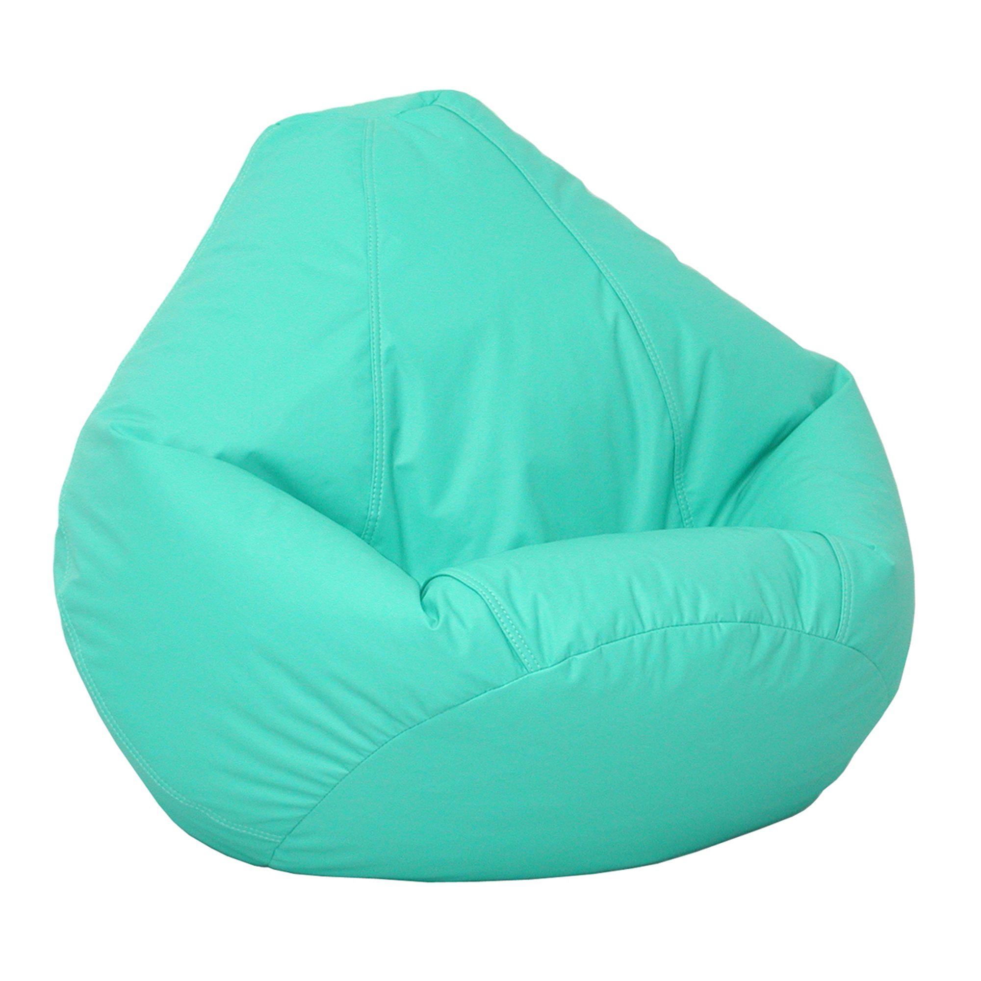 American Furniture Alliance Large Lifestyle Bean Bag - Aqua