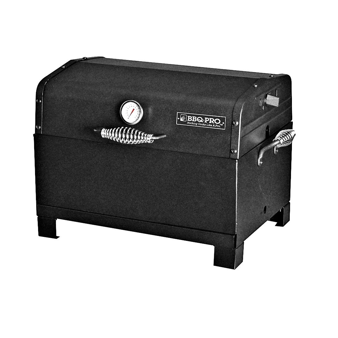 bbq pro 8401502 deluxe portable charcoal grill outdoor living grills outdoor cooking. Black Bedroom Furniture Sets. Home Design Ideas