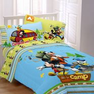Disney Mickey Mouse Camping Buddies Comforter Collection at Kmart.com