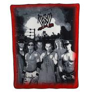 WWE Micro Raschel Twin/Full Blanket at Kmart.com