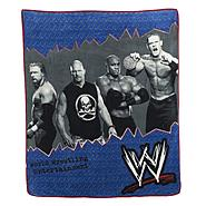WWE Ready To Rumble Micro Raschel Throw at Kmart.com