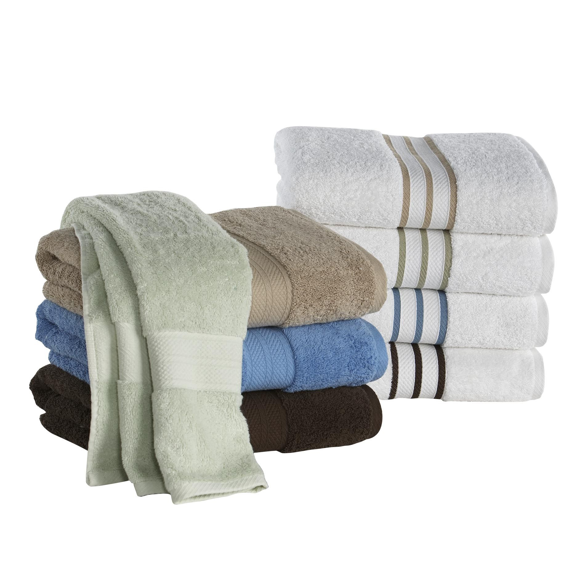 Revere Mills Intl Group Wow Washcloth