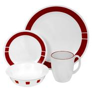 Corelle Livingware Urban Red 16 Piece Dinnerware Set at Kmart.com