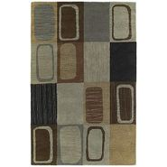 Kaleen Khazana Portals Rug Collection - Charcoal at Kmart.com