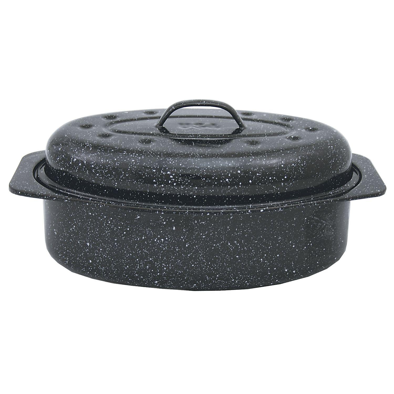 Graniteware 13 Inch Oval Roaster-01148209 im test