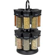 Olde Thompson 16 Jar Revolving Spice Carousel- Filled at Sears.com