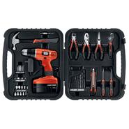 Black & Decker 18 V Cordless 93 piece Project Kit at Kmart.com